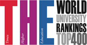 Times Higher Education World University Rankings TOP400