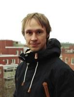 Jukka Räbinä. Kuva: Minna Hakulinen