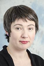 Sita Benedict. Kuva: Sanna Vatanen.