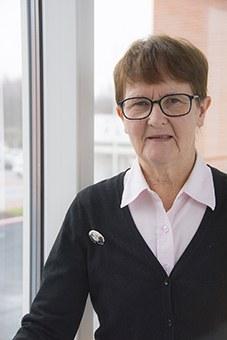Maija Rukajärvi-Saarela, kuvaajana Roni Lamberg
