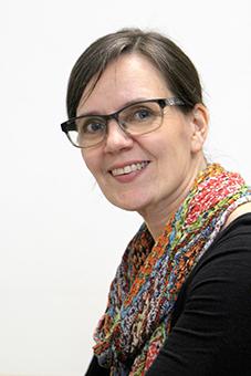 Tiina Saarenketo, kuva: Arto Revonkorpi.