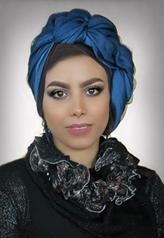 Maryam Zarra-Nezhad. Kuva: Ali Moazami-Goodarzi.