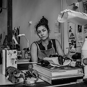 Rita Vargas. Kuvaaja Esa Ylijaasko