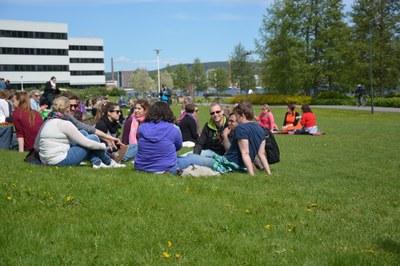 Piknik Agoran ranassa