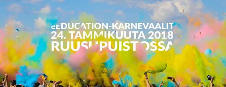 eEducation-karnevaalit 24.2.2018