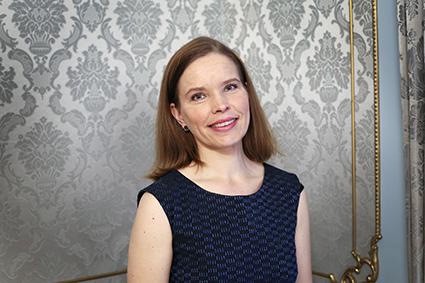 Päivi Aalto-Nevalainen, kuva: Katarina Koch