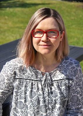 Saila Leukumaa-Autto. Kuva: Sari Jokirinne
