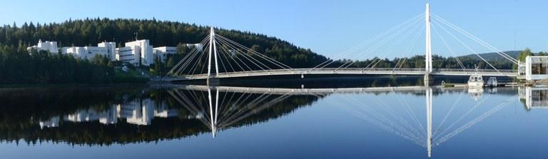 Kapea Ylistön koko silta