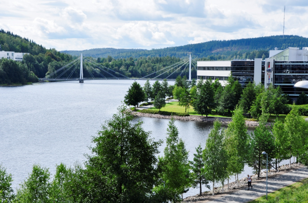 View of Lake Jyväsjärvi. © Merja Huovelin, city of Jyväskylä