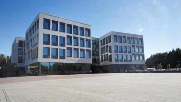 Ruusupuisto building. © Petteri Kivimäki, University of Jyväskylä