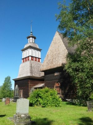 Petäjävesi Old Church