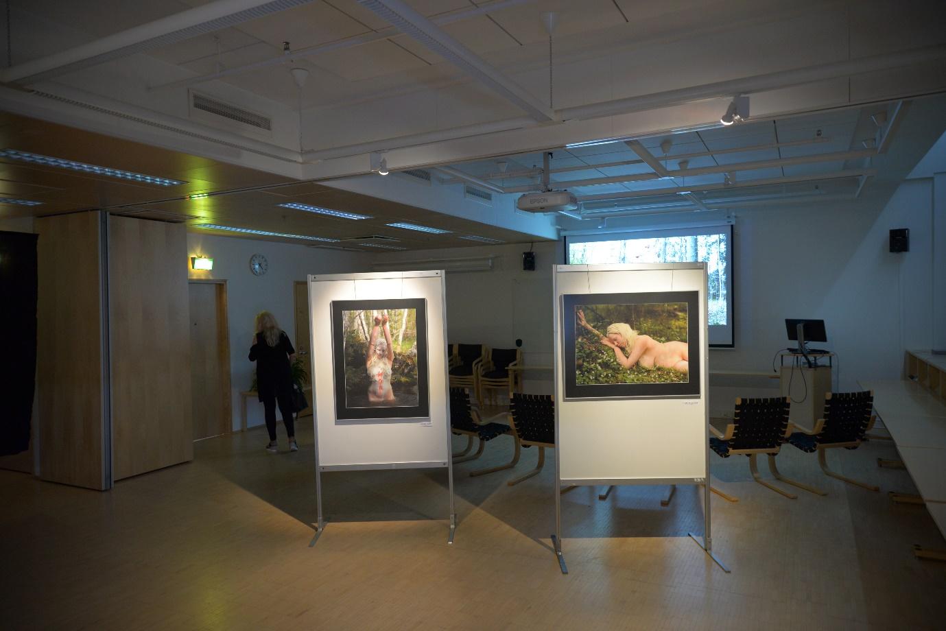 "Photography Exhibition ""7 Names"" by Katri Hernesmaa, Riitta Piltonen, Marita Husso"