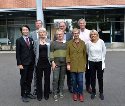 International panel evaluates research at JYU