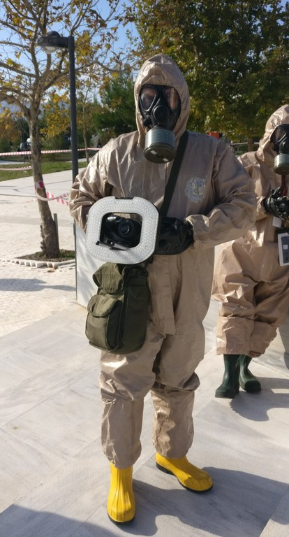 New portable Finnish technology detects chemical warfare agents