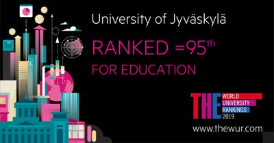 THE ranking: Education among the top of the world, social sciences also ranked well, economics new on the list