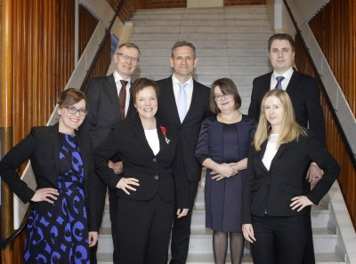Heroes of research and teaching awarded in the Annual Celebration