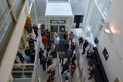International board highlighted the broad research of the Nanoscience Center