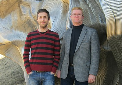 Prof. Herges and Prof. Rissanen