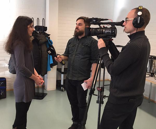 Yle Keski-Suomi making news