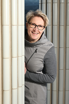 Päivi Seppä, photo: Sari Muhonen.