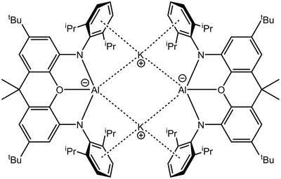 potassium aluminyl