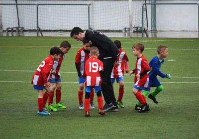Jalkapallolahjakkuudet voidaan tunnistaa jo nuorena