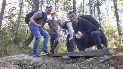 Jyväskylän kansainvälisessä kesäkoulussa investoidaan tulevaisuuteen
