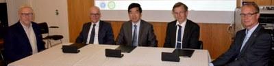 Suomalaisyliopistot yhteistyöhön kiinalaisen huippuyliopiston kanssa