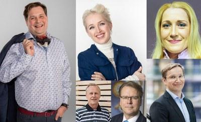 Esillä SuomiAreenassa: Ottaisitko sinä yrittäjyyden riskin – ilman sopeutumiseläkettä?