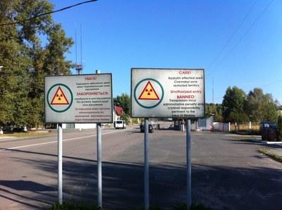 Suolistobakteeriyhteisö muuttuu Tšernobylin eläimillä