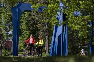 Jyväskylän yliopisto säilytti asemansa huippujen listalla NTU-yliopistovertailussa