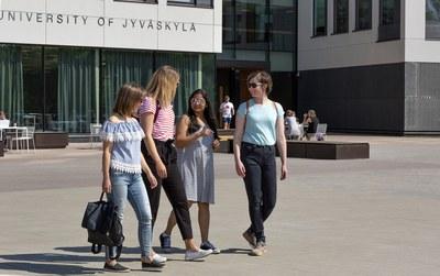 Jyväskylän yliopisto Shanghain listalla sijoilla 601-700