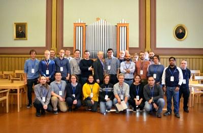Huippuherkkää sähkömagneettisen säteilyn ilmaisinta kehittävät tutkijat tapaavat Jyväskylässä