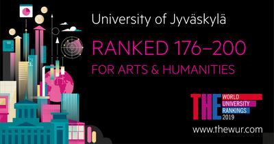 THE-ranking: Humanistiset tieteet paransi sijoitustaan maailman parhaiden joukossa