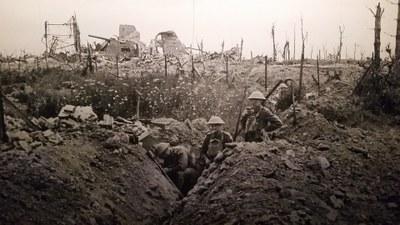 Ensimmäisen maailmansodan perintö kaikuu yhä Yhdysvaltojen ulkopolitiikassa