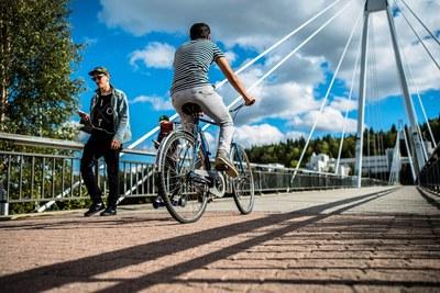 Jyväskylän yliopistolle merkittävä rahoitus arkiliikunnan edistämistä tukevaan tutkimuskonsortioon