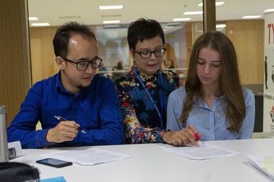 Korkeasti koulutetuille maahanmuuttajille kotoutumiskoulutusta Jyväskylän yliopistossa