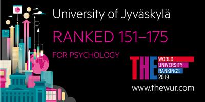 THE-ranking: Psykologia nousi maailman parhaiden joukkoon, luonnontieteet säilyttivät asemansa, terveystieteet kirivät