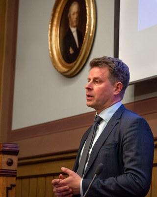Juha-Antti Lamberg uutena jäsenenä Keskimaan hallitukseen