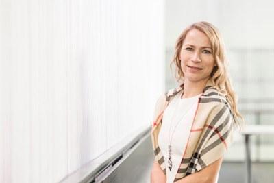 Katja Sorri on valittu Jyväskylän yliopiston henkilöstöjohtajaksi