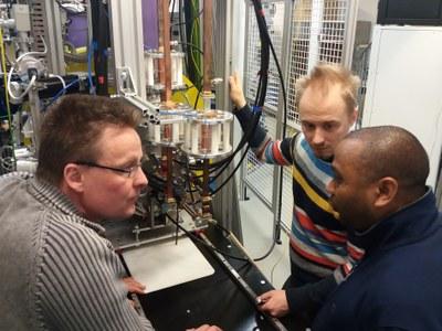 Kiihdytinlaboratoriossa on nyt maailman tehokkain ionilähde