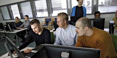 Jyväskylän yliopisto on Suomen suurin IT-alan kandikouluttaja