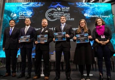 Jyväskylän yliopiston opiskelijat menestyivät kansainvälisessä kyberkilpailussa