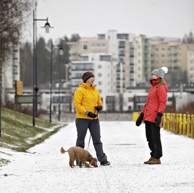Mielen hyvinvointi ennustaa liikunta-aktiivisuutta keski-iässä