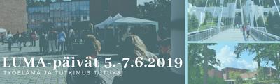 Valtakunnalliset LUMA-päivät 2019