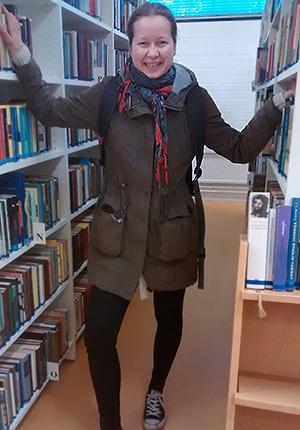 Terhi Komulainen, gradublogikuva