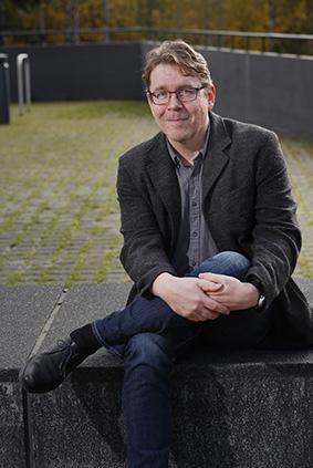Mikko Aro, kuvaaja Petteri Kivimäki