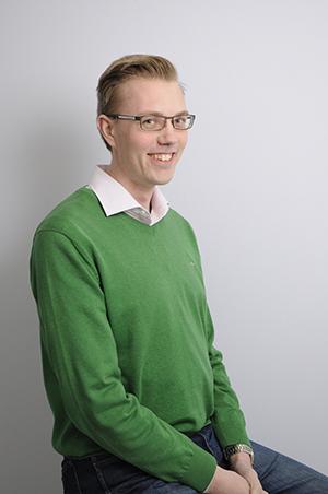 Jani Kokko, kuvaaja Sanna Pajunen