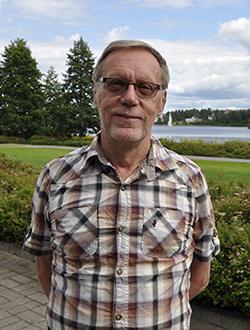Jukka Pekkarinen, kuvaaja Ulriikka Myöhänen