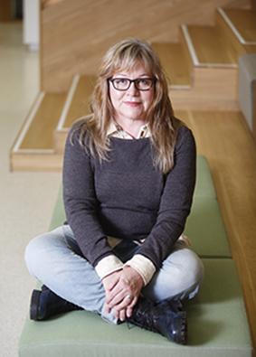 Eeva Kallio, kuvaaja Petteri Kivimäki